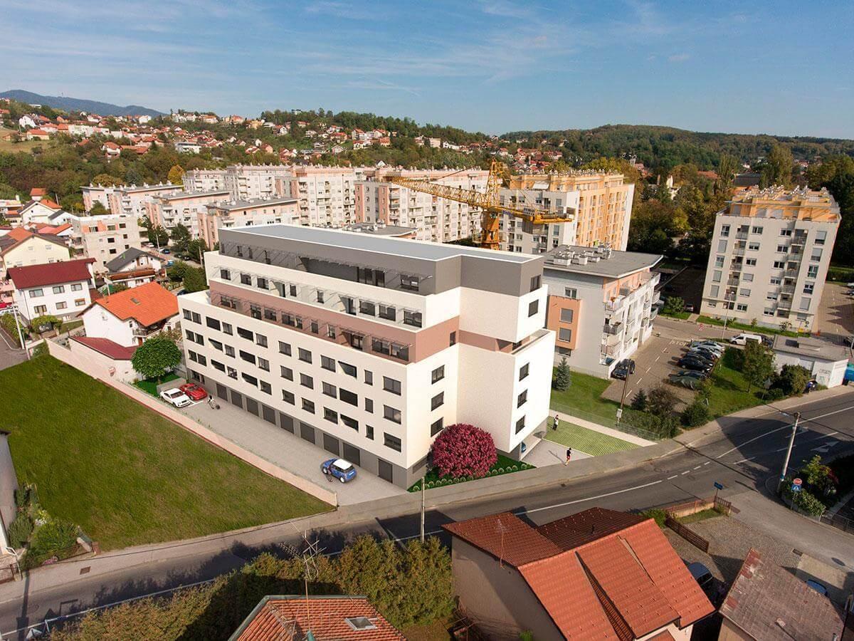 Stambena Zgrada Bolnička Mesić