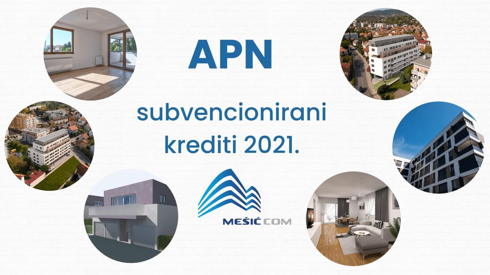 Subvencionirani Krediti 2021 Mesić